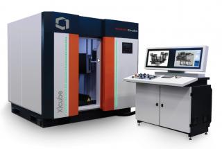 CT systém RTG xcube Waygate Technologies